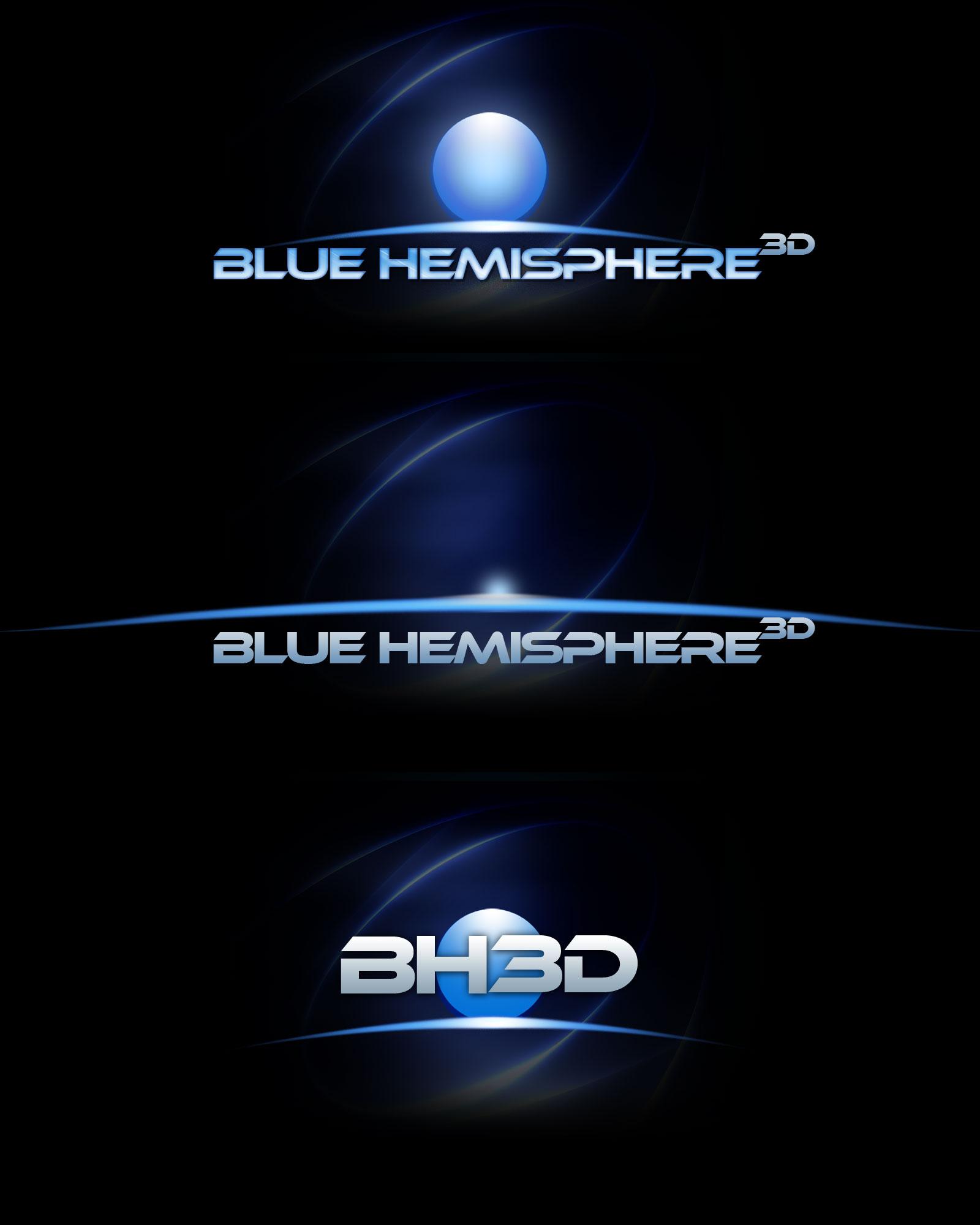Blue Hemisphere Logos