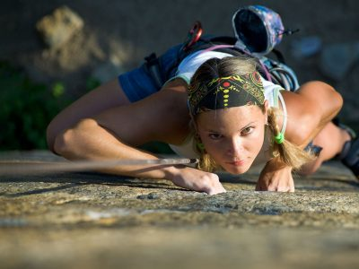 Don't Give Up   Rock Climber Cider House Media